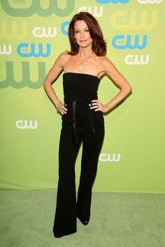 Laura Leighton Photo - 2009 The CW Network UpFront