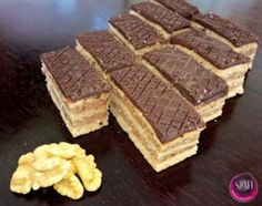 Nyomtasd ki a receptet egy kattintással Healthy Treats, Healthy Desserts, Healthy Recipes, Paleo Sweets, Sugar Free, Low Carb, Gluten, Food And Drink, Meals