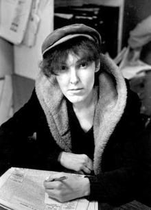 """Valerie Solanas tried to kill Andy Warhol on June 3 1968, saying Warhol """"had too much control over my life""""."""