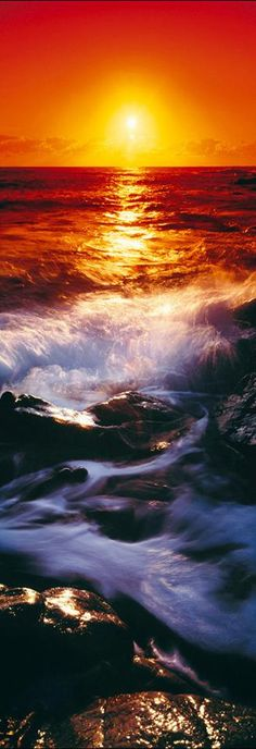 Twilight ~  Orpheus Island Peter Lik Photography