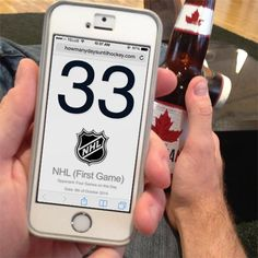 You can almost taste it. #hockey #countdown #IsItOctoberYet #AnythingForHockey