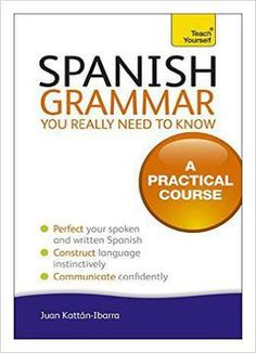 Spanish Grammar You Really Need To Know PDF