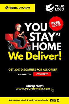 Food delivery Take Away Poster Food Web Design, Food Poster Design, Amazing Food Photography, Food Photography Tips, Nice Dp For Whatsapp, Organic Food Online, Vegetable Delivery, Grocery Ads, Vegetable Packaging