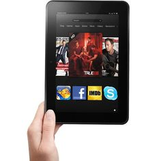 Kindle Fire HD 8.9″ 4G LTE Wireless, Dolby Audio, Dual-Band Wi-Fi, 32 GB