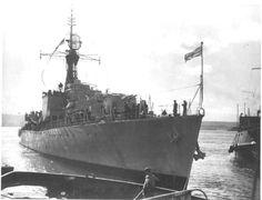 HMS ST AUSTELL BAY (09 June 1951) | St Austell Bay, Cornwall     ✫ღ⊰n