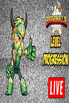 Brawlhalla (Steam) Player Level Progression Online Game | #video #youtube  #game