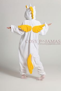 …IT'S A PEGASUS!!! | Community Post: 15 Glorious Reasons To Change Your Mind About The Adult Onesie