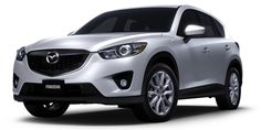 Mazda cx-5 Grand Touring   Crystal White Pearl Mica & Black Leather with Tech Package....... Love It!!!