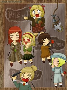 Rule of Rose Special by LFcorp