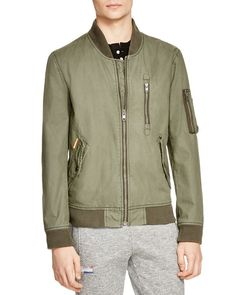 Superdry Rookie Drone Bomber