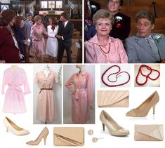 """Pearls and lobsters. """"Murder, She Wrote"""" Series 1 – Episode 3  """"Birds of a Feather""""  (Post 1 of 2)"""