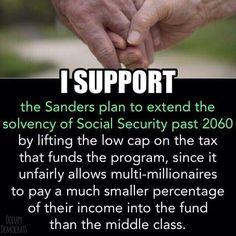 Bernie Sander for President 2016