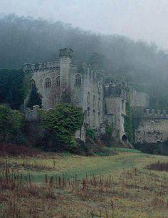 Gwrich Castle , Wales