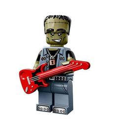 LEGO MONSTER ROCKER COLLECTIBLE MINIFIGURE SERIES NEW 71010 #LEGO