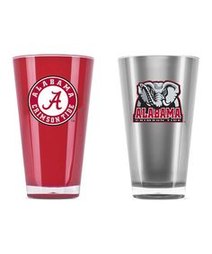Alabama Crimson Tide 20-Oz. Insulated Tumbler - Set of Two #zulily #zulilyfinds