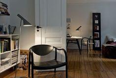 Louis Poulsen AJ golvlampa - Roomly.se