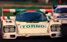Brun Racing, Porsche 962