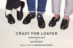 Tomorrowland x J.M Weston