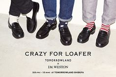 Luxe Chapter Two : J.M Weston Tomorrowland x J.M Weston http://frenchisgood.com/j-m-weston-luxurious-shoemaker/