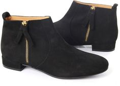 Momentum Ankle Boots Black