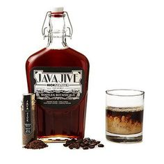 Coffee Liqueur Making Kit #coffeeliqueur