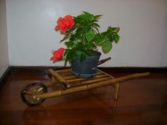trabalhos feito com bambu gigante - Pesquisa Google