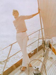 sailing w/ someone