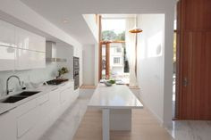 ideas for long kitchens - Google Search