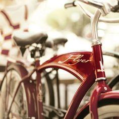 red flyer bike