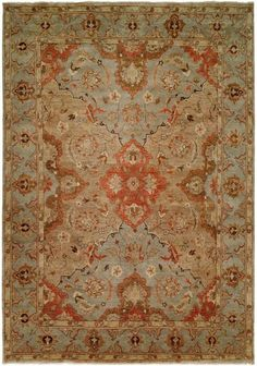 This hand-knotted rug is made from 100% hand-spun wool. It's Turkish-style weave is truly impressive and affords a high-quality piece. Please contact us at info@dallasrugs.com to purchase this piece. Dallas Rugs - Your Only Rug Source With Many Resources