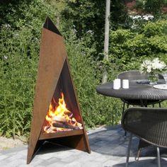 Köp Eldstad & Grill Gardenfire Tipi online | GardenStore.se