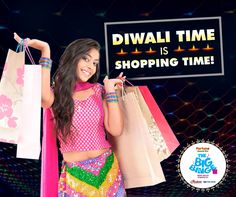 Diwali - the time to shop for clothes, shop for home, shop for family, shop for friends. The Big Binge Diwali fest is the perfect stop to shop this Diwali season.    With the best of shopping have some great fun with a sumptuous range of food and music!!! So block the weekend of 15th & 16th October at DDA Ground, Vasundhara Enclave, Delhi...