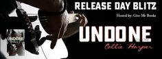 Release Blitz for Undone Volumes 1 & 2 by Callie Harper