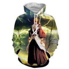 Bleach Hoodie, Shinigami, Cool Hoodies, Anime Hoodies, Anime Costumes, Bleach Anime, Hoodie Outfit, Print Jacket, Jackets For Women