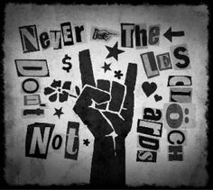 The Les Chlöchards - Never don`t not 4/5 Sterne