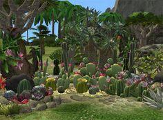 Mod The Sims - Desert Landscapes