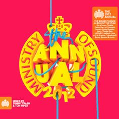 THE 2012 ANNUAL Ministry of Sound Australia