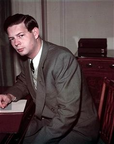 A portrait of King Michael of Romania