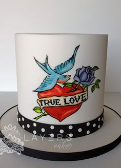 Specialty Cakes - Tattoo