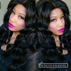 Glamorous Mayvenn Hair