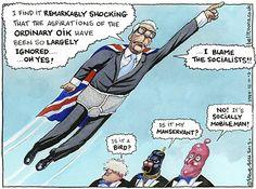 John Major is socially mobile man....