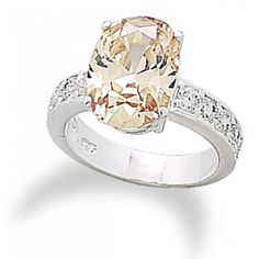 Champagne Ring {Sterling Silver} - Rings - Jewelry