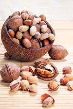 A WEALTH OF HEALTH FOUND IN WALNUTS | While many nuts have proven to be extremely beneficial to your health, studies are showing that eating a handful of walnuts contains almost twice as many antioxidants as an equivalent amount of any other commonly consumed nut. Over the course of this article, we'll demonstrate through scientific studies how adding a few handfuls of walnuts to your daily diet can greatly improve your health.