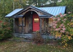 Whatever you need, we've got the right shed plan designed for you. gable sheds. Free Gable Shed Plans. Kit Homes, Shed Homes, Cabin Homes, Backyard Cottage, Backyard Retreat, Cabin Plans, Shed Plans, House Plans, Granny Pods