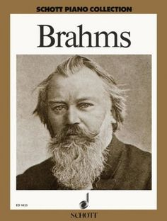 191 best johannes brahms images on pinterest piano pianos and brahms 14 selected pieces schott piano collection fandeluxe Choice Image