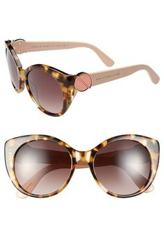 4305625312cd MARC BY MARC JACOBS 54mm Sunglasses available at  Nordstrom Cat Eye  Sunglasses