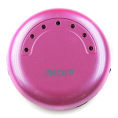 Fab.com | MeCam Pink 16GB - MeCam presents a simple solution: a video camera you can wear. This super slim device is powered by a li-ion rechargeable battery capable of storing four hours of 720p video. So when you're done carving up the slopes or conquering your first canopy zip line with your MeCam clipped on, plug it into your computer and upload your memories into your computer's hard drive.