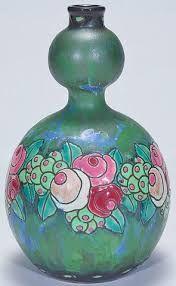 Image result for vintage 838 pottery basket weave and flowers lamp base