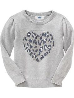 Graphic Crew-Neck Sweaters for Baby old navy