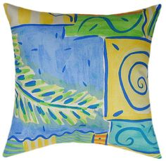 Carnival Accent Pillow $26.95